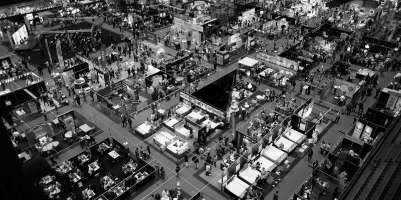 Rykker ind på Københavnsk messemarked
