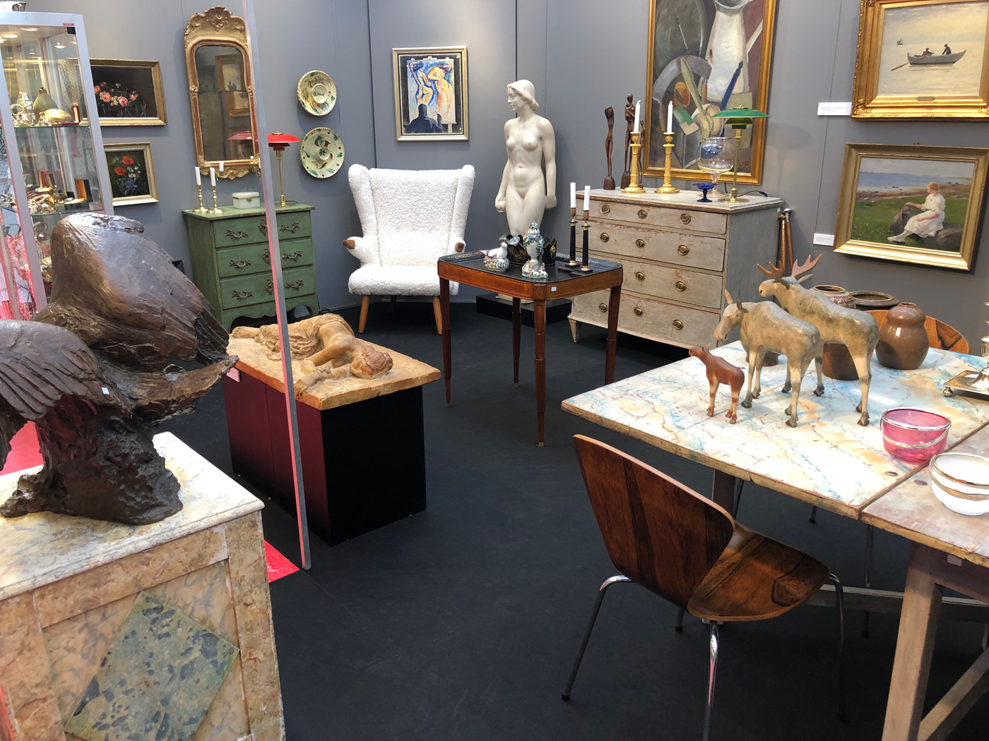 Arts & Antiques Fair Copenhagen