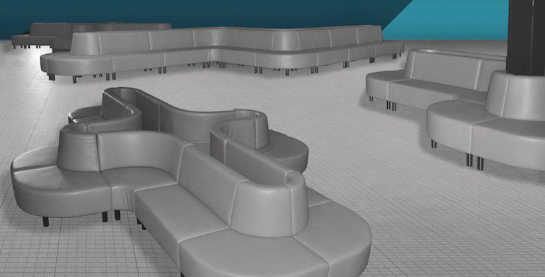 Vil du leje Europas længste sofa til kongresser – og messer?
