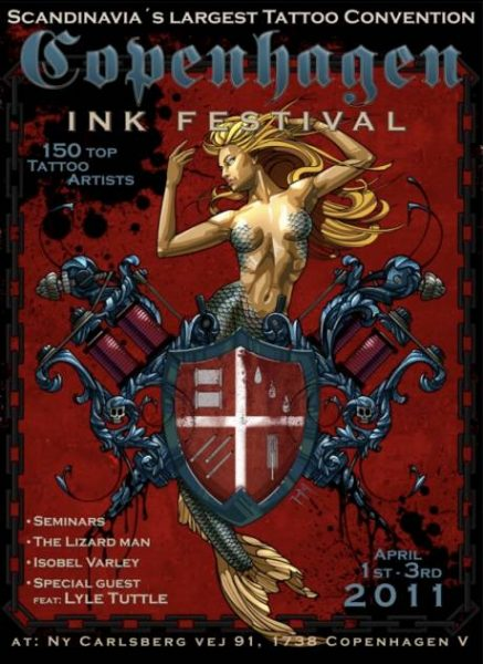 Copenhagen Ink Festival